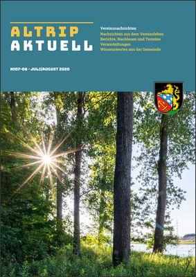 ALTRIP AKTUELL | 7/8 - 2020